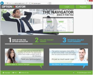 Optionavigator