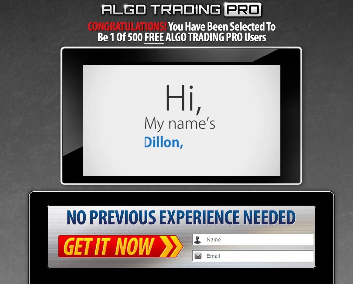 Binary options pro trader