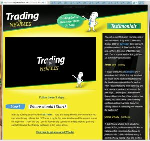 Binary options license
