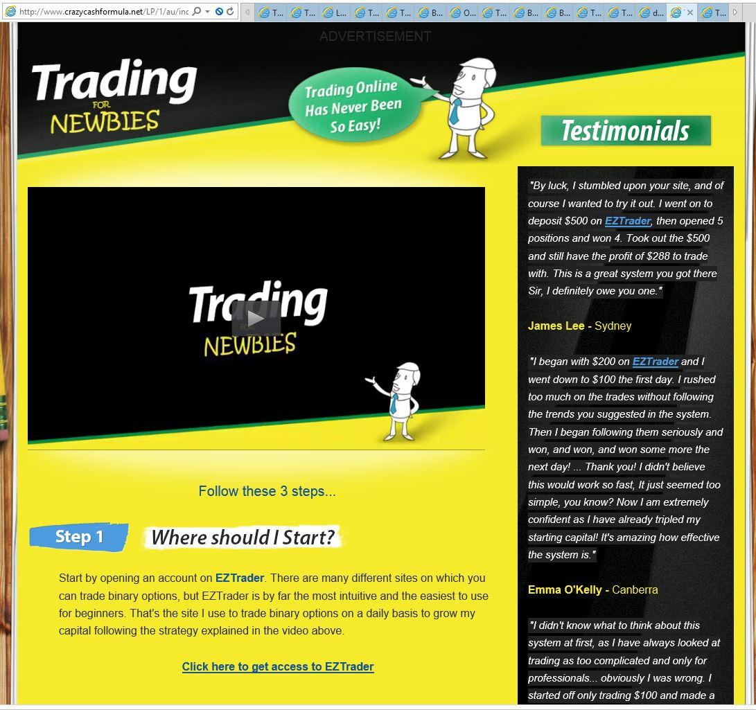 Binary options webinars