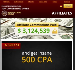 How can they offer this kind of money to affiliates?