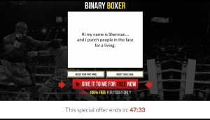 the Binary Boxer