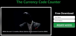 The Currency Code Counter