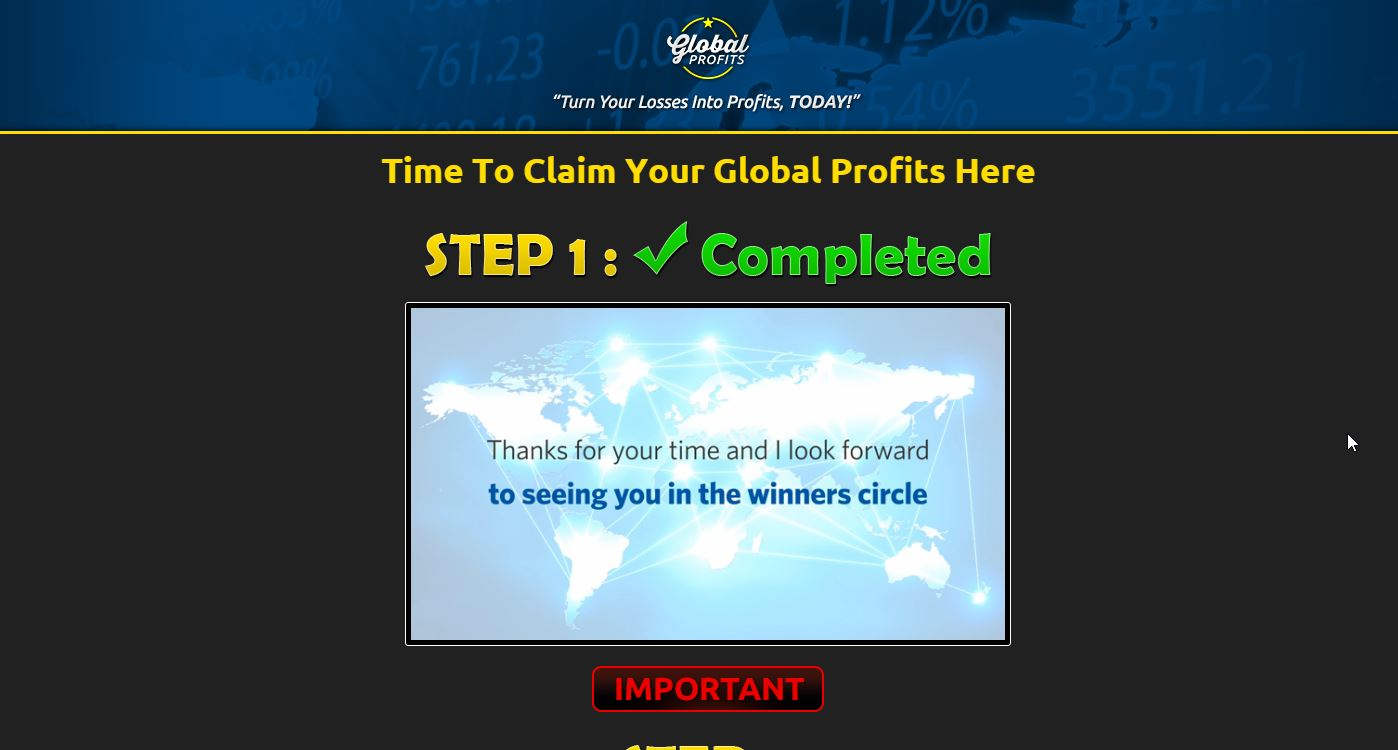 market world binary options scam