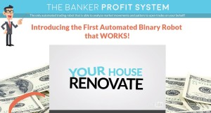 The Banker Profit system web site