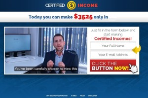 Certified Income