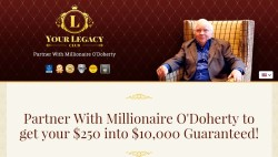 The Legacy Club of Bill O'Doherty