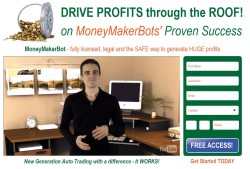 MoneyMakerBot web site