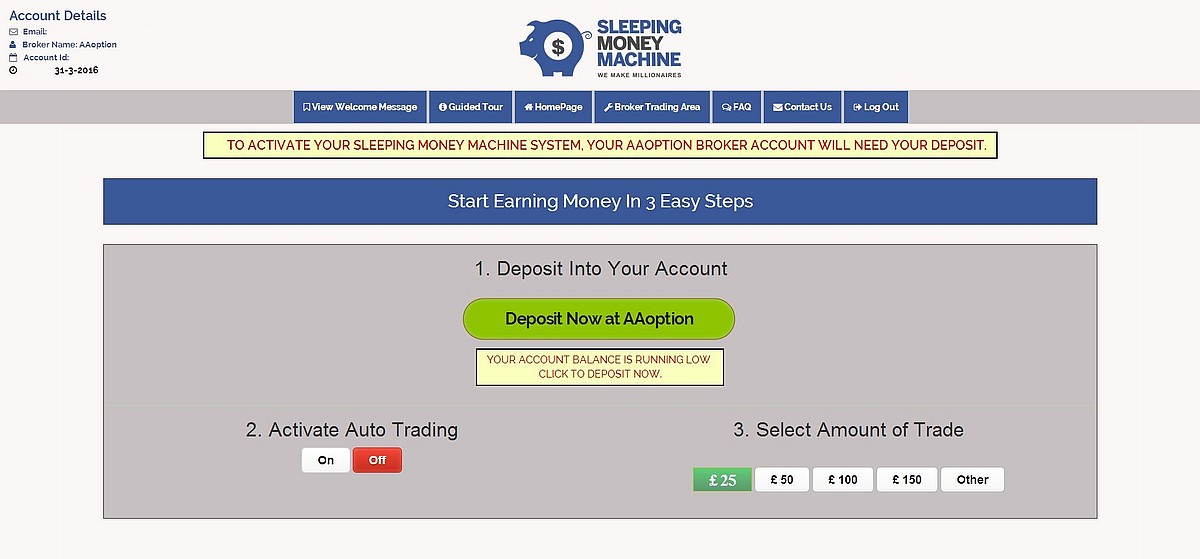 Binary option australia