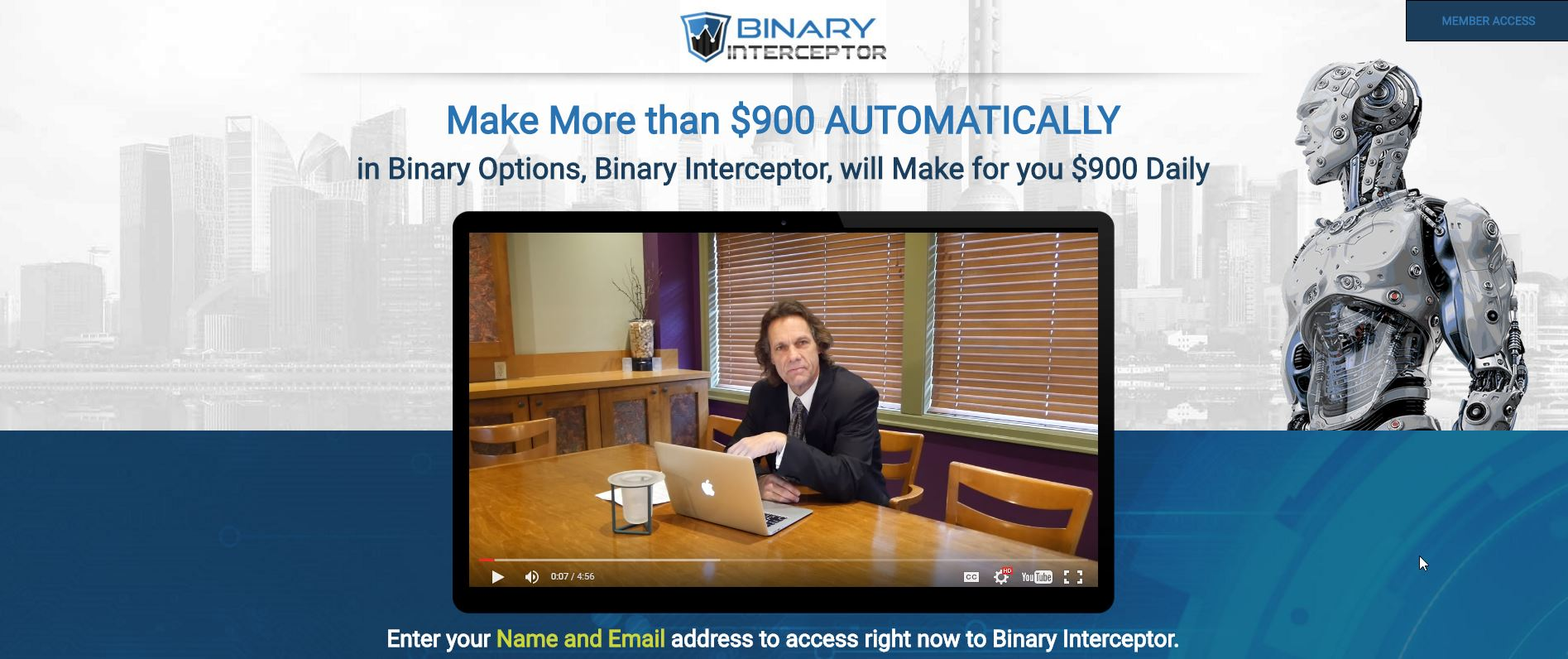 The truth about binary options brokers
