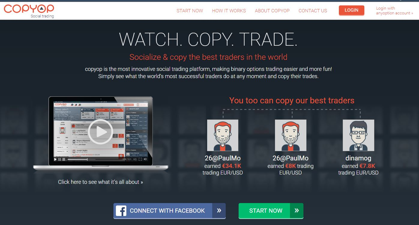 Best binary options trading platform 2016