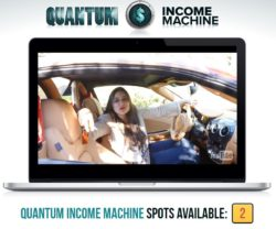 Quantum Income Machine