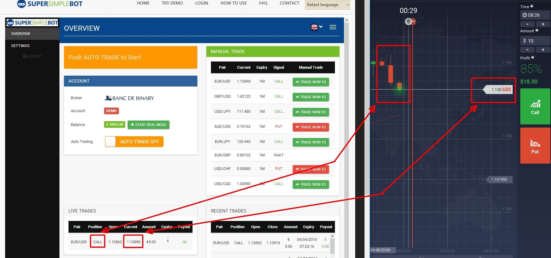 Binary options trading signals in nigeria
