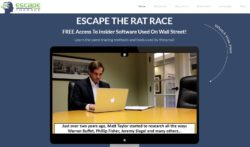 Escape The Rat Race web site