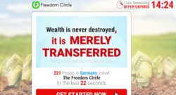 Freedom Circle web site