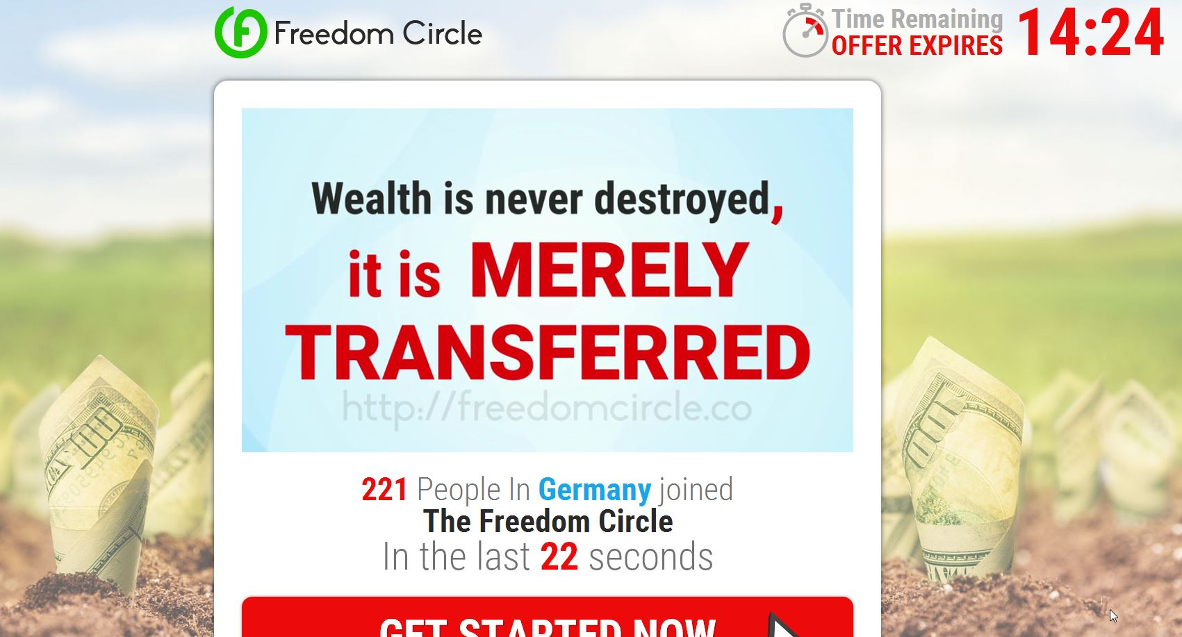 Insiders circle binary options scam