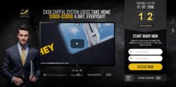 Cash Capital System website