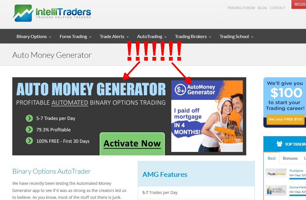 Binary options secrets demo account free no deposit