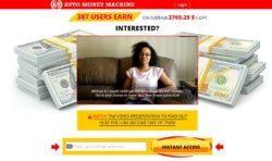 Auto Money Machine website