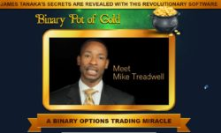 Mike Treadwell from Binary Pot of Gold