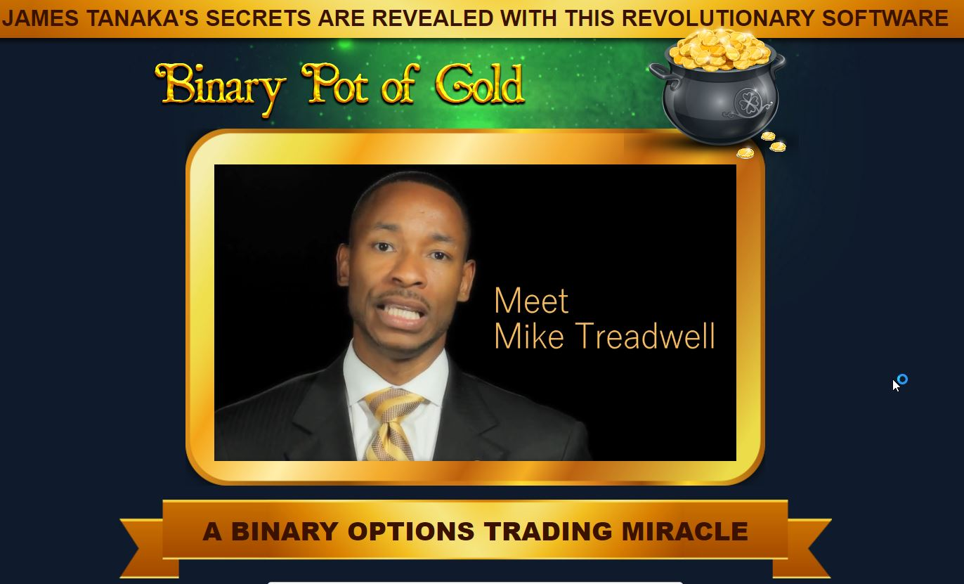 Trading gold with binary options