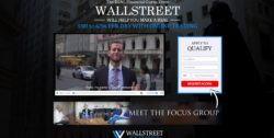 wall street focus group