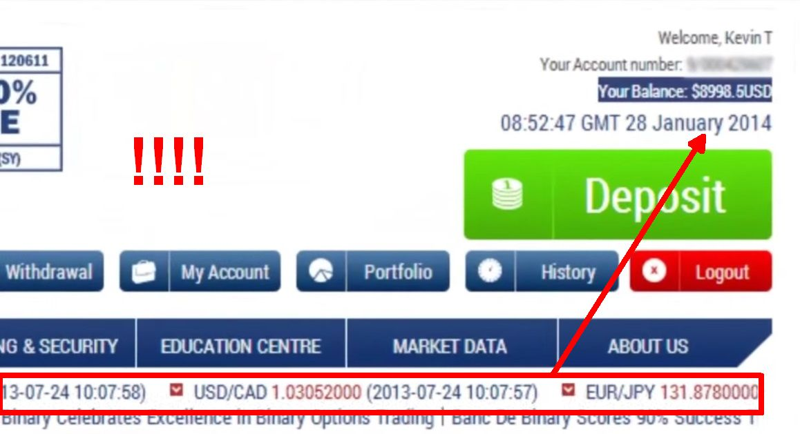 Binary options v7