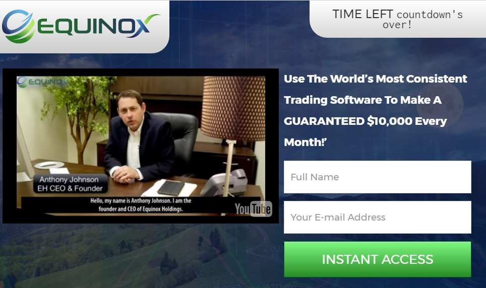Tony hetherington binary options