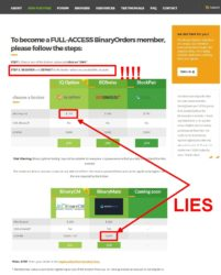 Lies about the indicator and brokers