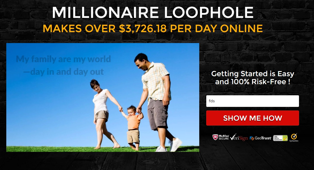 Binary options loophole