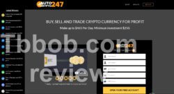 Auto Crypto 247 website
