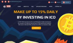 ICO Unlimited website