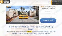 The Bitcoin Challenge official web