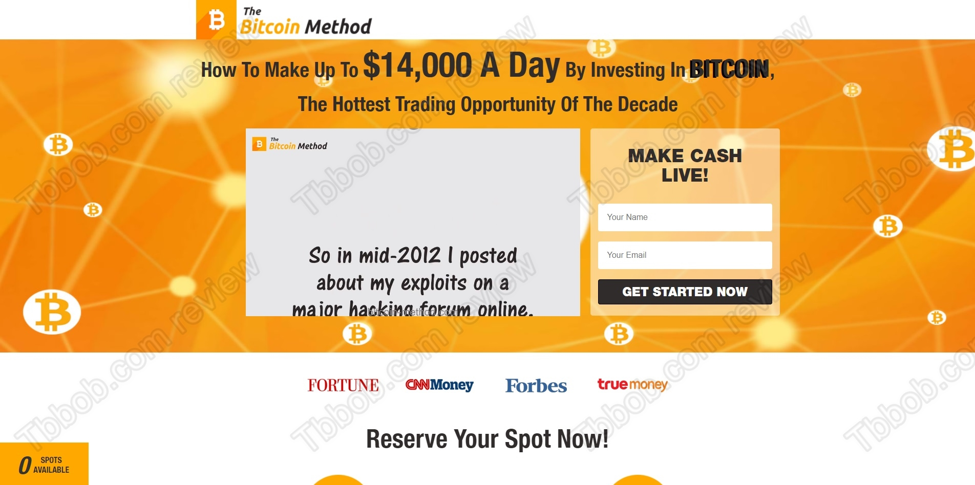 bitcoin method review