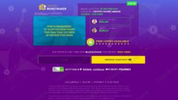 Crypto Moneymaker official web