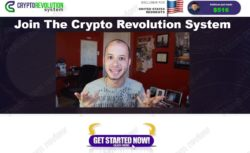 Crypto Revolution System official web