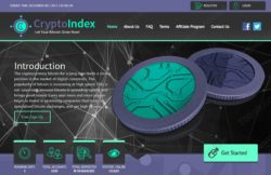 CryptoIndex official website