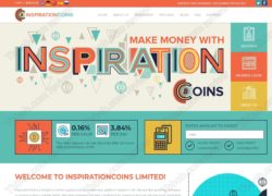Inspiration Coins official website