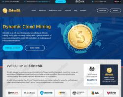 ShineBit official website