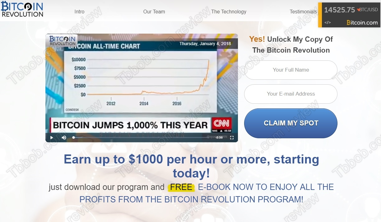 The 25-Second Trick For Bitcoin Revolution Review 2020 – Is It A Scam Or Safe To Use?