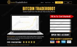 BitcoinTradeRobot official web