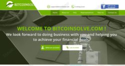 Bitcoinsolve official web