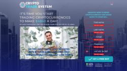 Crypto Trade System official website