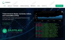 Gainmax Capital official website
