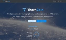 ThornCoin official website
