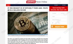 Crypto News Online official web
