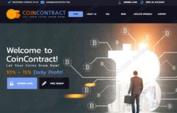 Coin Contract official web