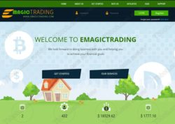 Emagic Trading official website