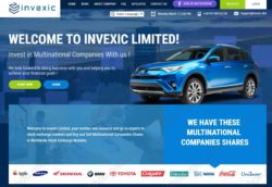 Invexic official website