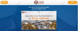 Bitcoin Aussie System website